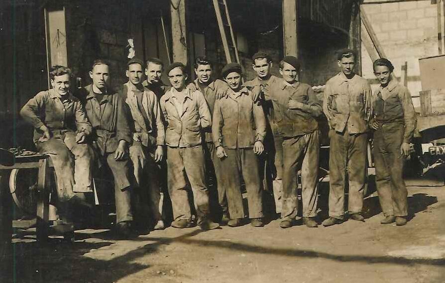 Créée en 1919, l'entreprise DELAUNAY Et Fils